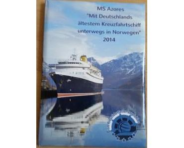 Bildband MS Azores jetzt vorbestellen – 20 Seiten Impressionen von Claus Blohm