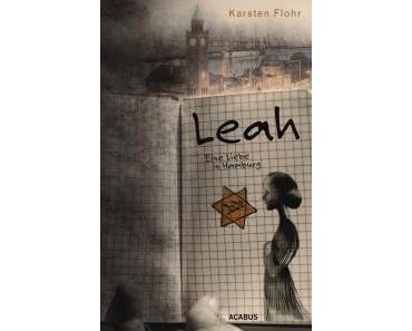[Rezension] Leah. Eine Liebe in Hamburg von Karsten Flohr