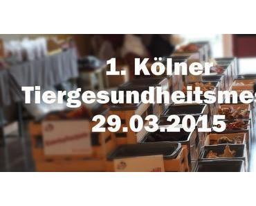 1. Kölner Tiergesundheitsmesse