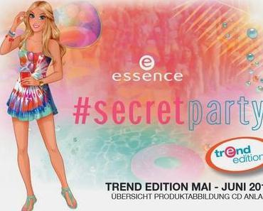 essence #secret party Trend Edition