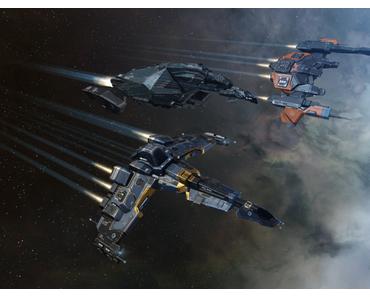 EVE Online: CCP Games zeigt neuen cineastischen Trailer
