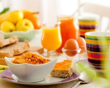 Gesundes Frühstück für den optimalen Start in den Tag