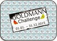 [Goldmann-Challenge 2015] 3. Monat - Lesefortschritt