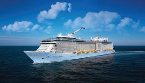 23 Schiffsbesichtigungen für Expedienten an Bord von Royal Caribbean International, Celebrity Cruises und Azamara Club Cruises