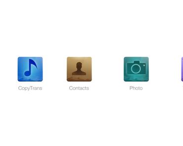 CopyTrans Osteraktion – Vier Apps Deluxe für ein unbegrenztes iOS Erlebnis