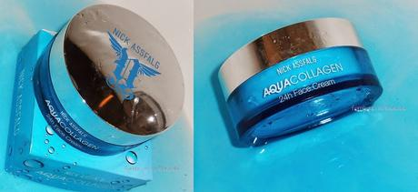 Nick Assfalg AQUACOLLAGEN Face Creme HSE24