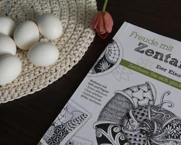 Zentangle zu Ostern