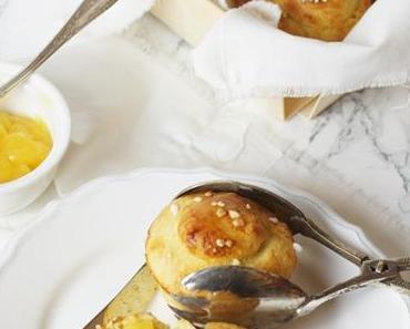 Fluffige und buttrige Brioches für Euer Osterfrühstück!