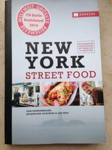 "Rezension ""New York Street Food"" & Rezept Maisbrot"