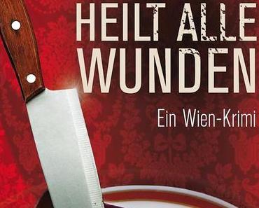 """Leserrezension zu """"Mord heilt alle Wunden"""" von Peter Wehle"""