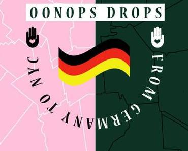 Oonops Drops – From Germany To NYC – free mixtape