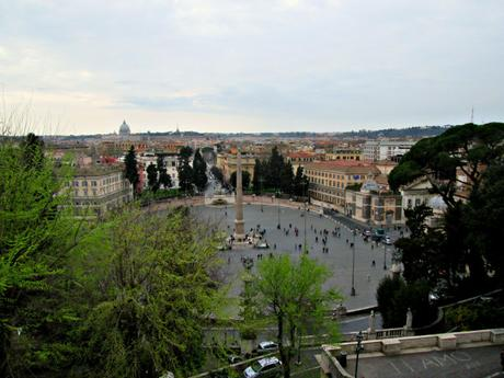My Week in Rome  – Part I
