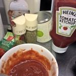 Selbstgemachte Tomatensauce