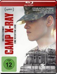 Blu-rays zu CAMP X RAY mit Kristen Stewart