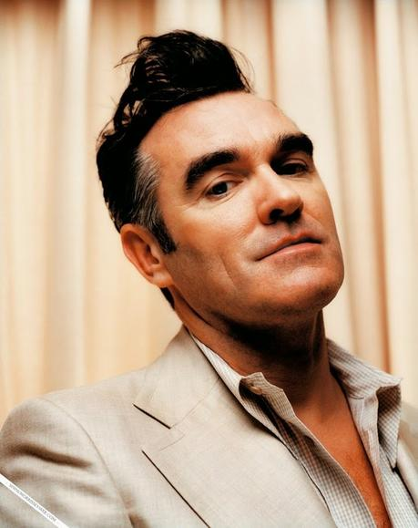 Morrissey: Puppet on a string