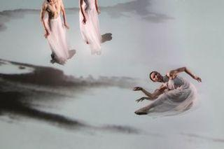 Oster-Tanz-Tage 2015 Hannover - Gastspiel des Cloud Gate Dance Theatre 2 aus Taiwan
