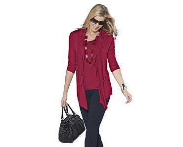 Lässige Blusen und Tuniken im Trend 2015