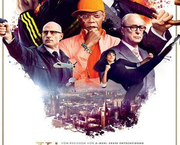 Filmrezension ~ Kingsman - The Secret Service