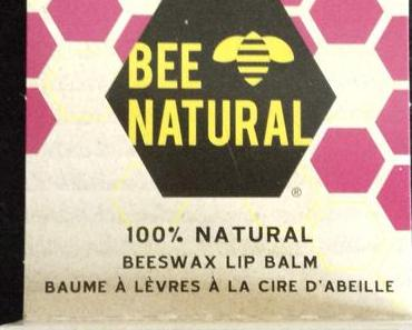 Bee Natural POMEGRANATE Lippenpflege