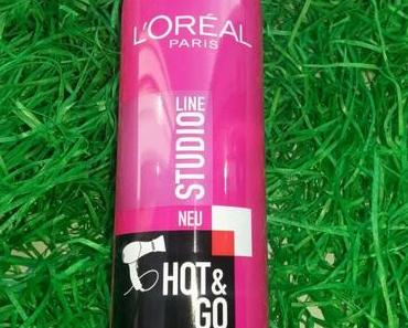 L'Oreal Paris Hot & Go Thermo-Föhn-Spray