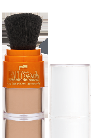 more than mineral loose powder