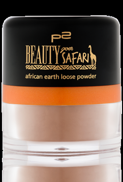 p2 LE, Beauty goes Safari