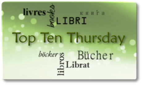 [Aktion] Top Ten Thursday #35