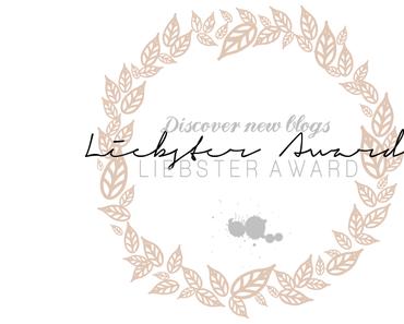 TAG | Liebster Award XXL ♥