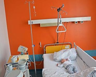 Brustentzündung, Schmerzen beim Stillen und 5 Tage Krankenhaus