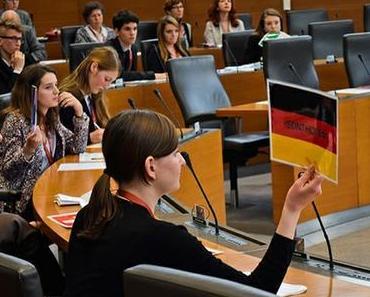 Die Alpen und ihr Schutz durch nachfolgende Generationen: Das Jugendparlament
