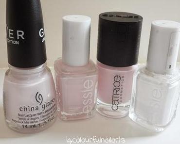 Dupes? Vergleich China Glaze , Essie , Catrice