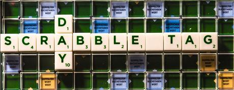 Kuriose Feiertage - 13. April - Scrabble-Tag – der amerikanische National Scrabble Day - 1 (c) 2015 Sven Giese