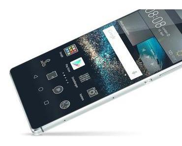 Huawei stellt neues Top-Modell P8 vor
