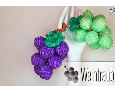 Rainbow Loom 3D Weintraube