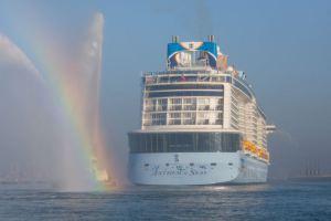 Anthem of the Seas von Royal Caribbean auf Jungfernfahrt