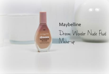 Review | Maybelline Dream Wonder Nude Fluid Make-up