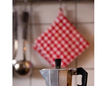 Kaffeegenuß aus dem Espressokocher