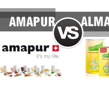 AMAPUR vs. ALMASED welche Formula Diät ist die Beste?
