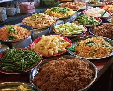 Typische Eigenschaften der Laos Küche