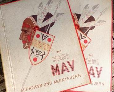 Mein Schatz im Bücherregal – Sammelalben von Karl May