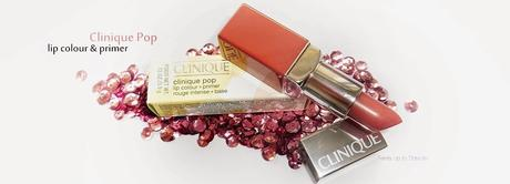 Clinique Pop Lip Colour + Primer  - 02 Bare Pop -