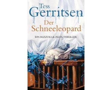 """[Rezension] Tess Gerritsen – """"Der Schneeleopard"""""""