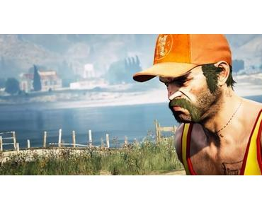 "Forrest Gump ""Running, Man"" Parodie in GTA V"