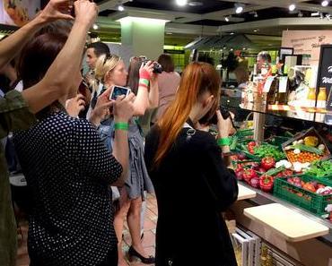 die ja-sagerin auf dem galeria kaufhof bloggercamp