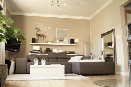 Rooming neue deko im wohnzimmer for Wohnzimmer dekorieren ideen