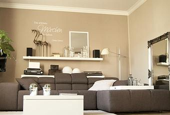 dekorationsideen wohnzimmer bilder – usblife, Deko ideen