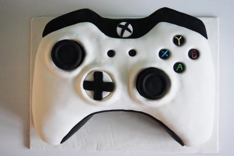 Xbox Controller Motivtorte