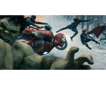 KRITIK - AVENGERS 2 - AGE OF ULTRON