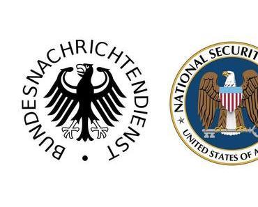 BND und NSA spionieren deutsche Firmen und Politiker aus