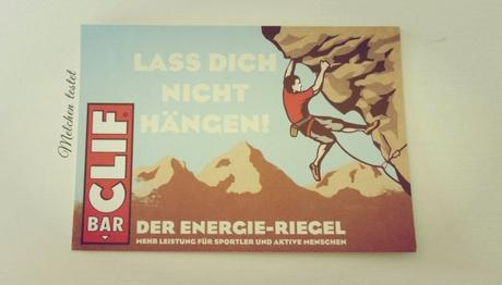 Starte fit in den Tag hinein – Clif Bar #MMBE